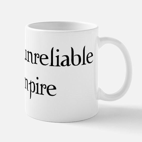 Stupid, unreliable vampire Mug