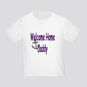 Clarissa's Navy Homecoming Toddler T-Shirt