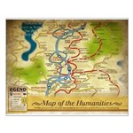 Year 4 Map of the Humanities - Small Poster