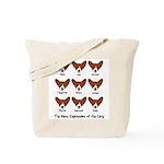 Corgi Expressions Tote Bag