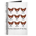 Corgi Expressions Journal