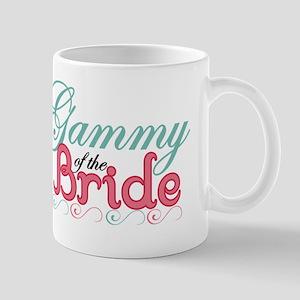 Gammy of the Bride Mug