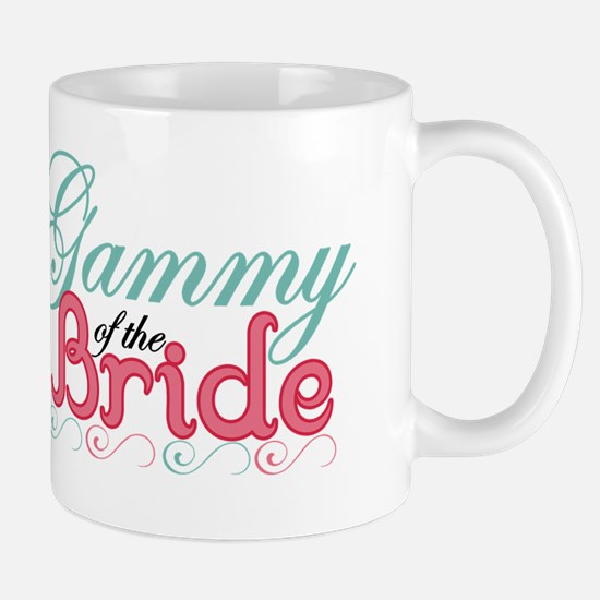 Gammy of the Bride Mug