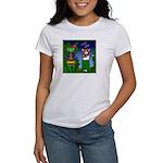 Corgi Hula Women's T-Shirt