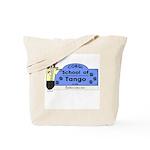 Corgi Tango Tote Bag
