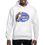 Columbus Corgis Hooded Sweatshirt