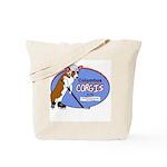 Columbus Corgis Tote Bag
