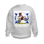 Corgi Can-Can Kids Sweatshirt