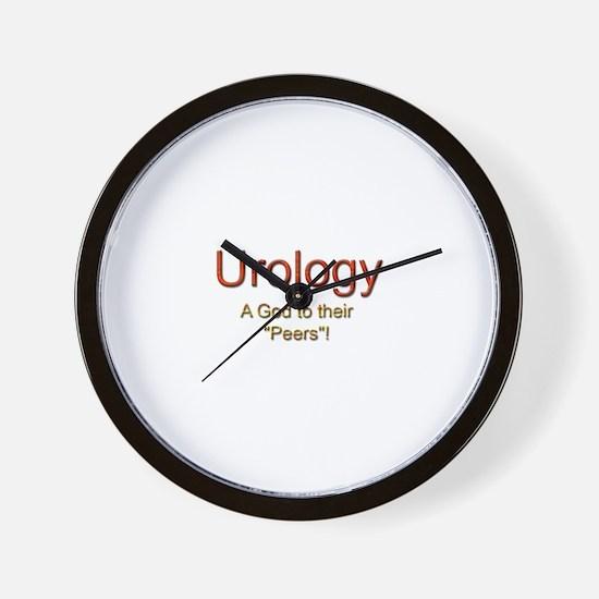 Urologist Wall Clock