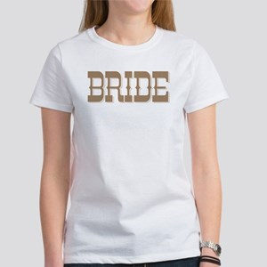 Victorian Country Bride Women's T-Shirt