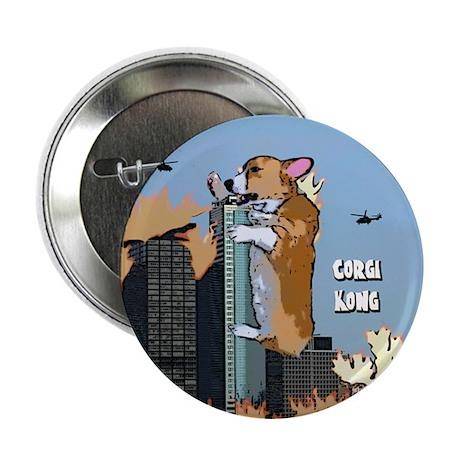 Corgi Kong Button