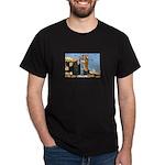 Corgi Kong Dark T-Shirt