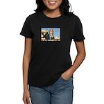 Corgi Kong Women's Dark T-Shirt