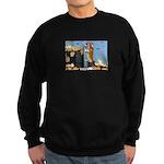 Corgi Kong Sweatshirt (Dark)