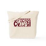 Hidden Pembroke Welsh Corgi Tote Bag
