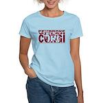 Hidden Pembroke Welsh Corgi Women's Light T-Shirt