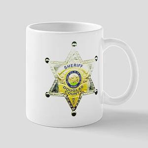 Douglas Sheriff Mug