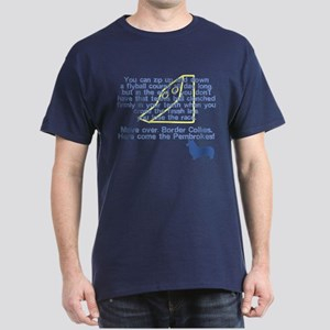Move Over Pembroke Flyball Dark T-Shirt
