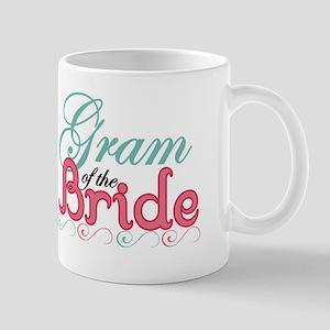 Gram of the Bride Mug