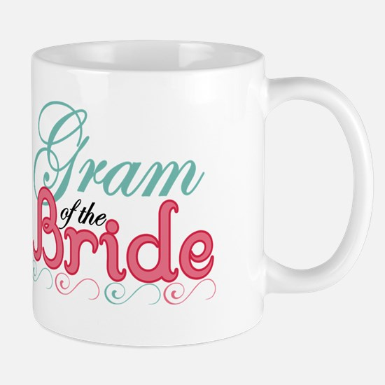 Gram of the Bride Mug