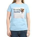 Corgi Thing Women's Light T-Shirt