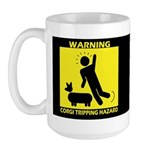 Tripping Hazard Large Mug
