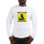 Tripping Hazard Long Sleeve T-Shirt
