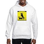 Tripping Hazard Hooded Sweatshirt
