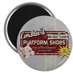 Corbin's Platform Shoes Magnet