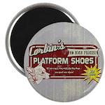 Corbin's Platform Shoes Magnet