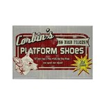 Corbin's Platform Shoes Rectangle Magnet