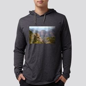 Grand Canyon North Rim lookout Long Sleeve T-Shirt