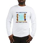 Sumo Corgi Long Sleeve T-Shirt