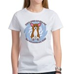 Sad Eyes Corgi Women's TShirt