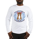 Sad Eyes Corgi Long Sleeve T-Shirt