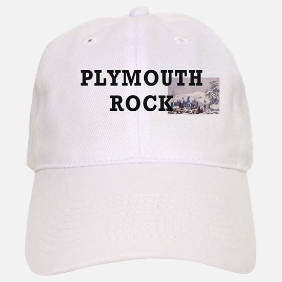 ABH Plymouth Rock Baseball Baseball Cap
