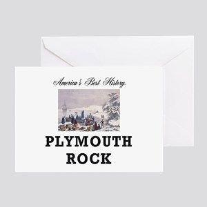 ABH Plymouth Rock Greeting Card