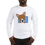 Cartoon Pembroke Long Sleeved TShirt
