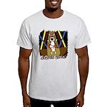 Pembroke Welsh Corgis Rock Light T-Shirt