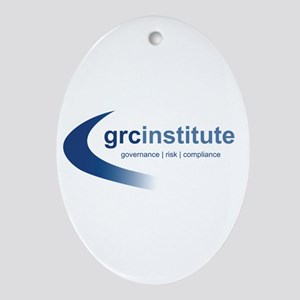 GRC Institute Oval Ornament