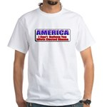American Idiots White T-Shirt