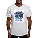 Can you swim? Ash Grey T-Shirt