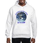 Can you swim? Hooded Sweatshirt