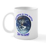 Can you swim? Mug
