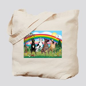 4Greyts-Rainbow1 Tote Bag