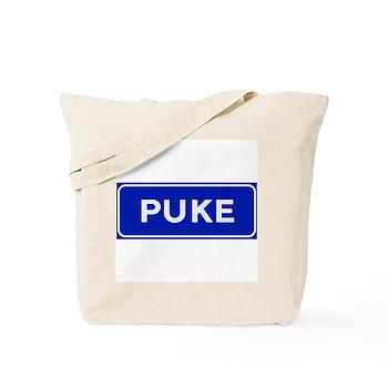 Puke, Albania Tote Bag