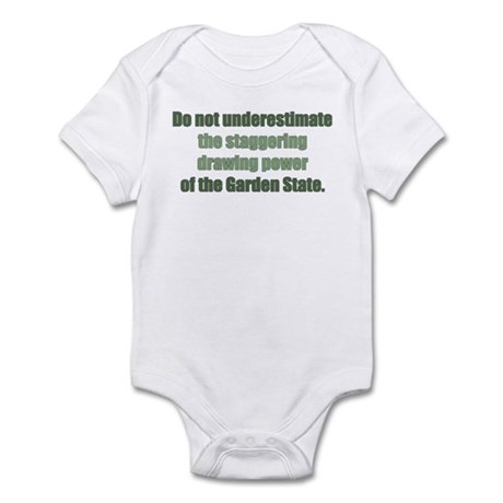 NJ Drawing Power - Infant Bodysuit