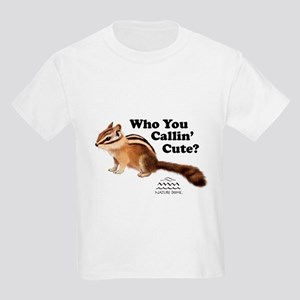 Nature Dome Kids Chipmunk Light T-Shirt