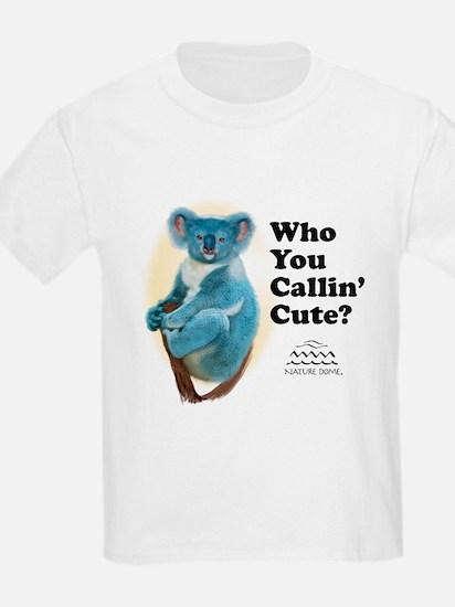Nature Dome Kids Koala Light T-Shirt