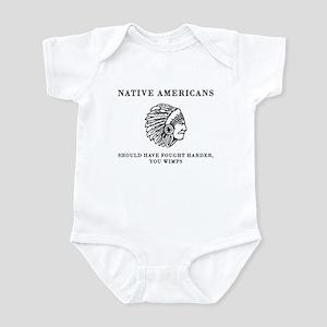 Native American Infant Bodysuit